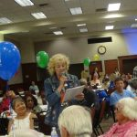 Speaker at an L.A. Care health event